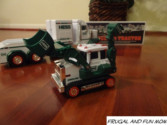 2013 Hess Truck with Tractor