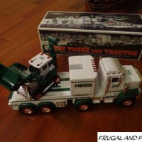 2013 Hess Truck with Tracker