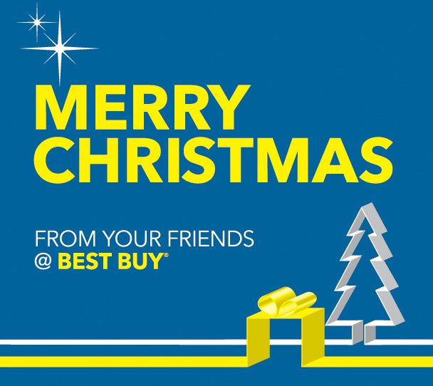 Best Buy Christmas