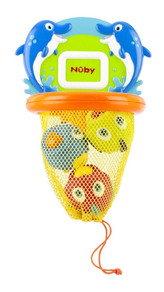 Fish Swoosh Toy Bathtime Nuby