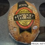 Kentucky Legend Ham, Boneless and Double Smoked! Perfect for Holiday Entertaining and Leftovers!