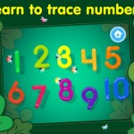 Kid's Academy Company 123 Tracing Children's App! Download It For FREE and Teach Writing Skills!
