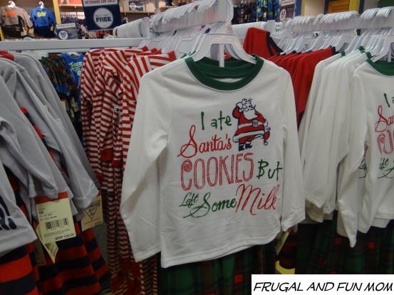 Pajamas at OshKosh B'gosh