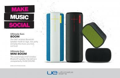 Portable speakers at Best Buy 10 Percent Off