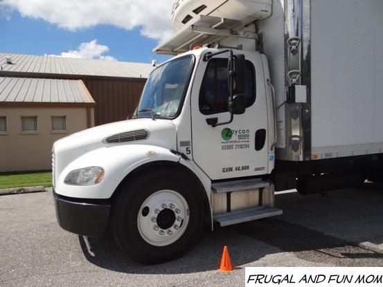 Zaycon Foods Truck