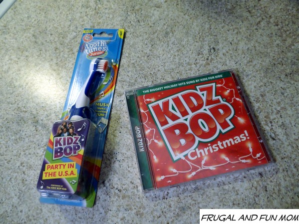 Arm & Hammer Tooth Tunes Junior Christmas Kidz Bop
