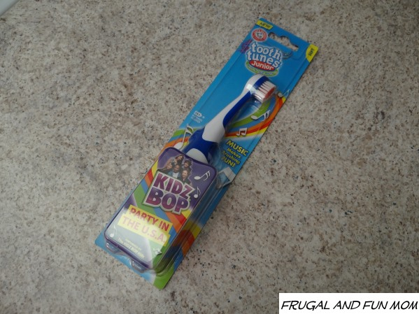 Arm & Hammer Tooth Tunes Party In The USA Kidz Bop