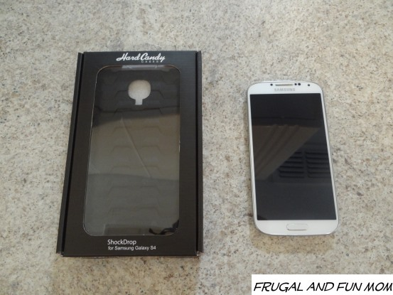 Hard Candy Cases Shock Drop for Samsung S4