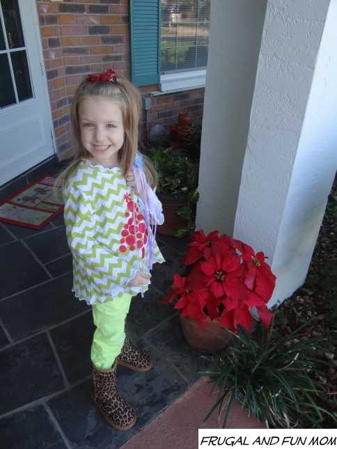 Holiday Clothes for Girls from Zulily