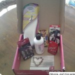 Influenster #RoseVoxBox 2013 Review Via Instagram Pictures! Check Out The Beauty and Food Contents!