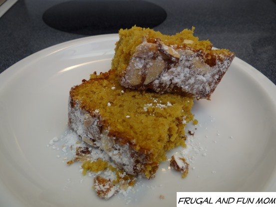 Pumpkin bread made with Pacific Foods