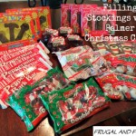 Filling Our Stockings and Decorating Treats With Palmer Christmas Chocolate Candy!