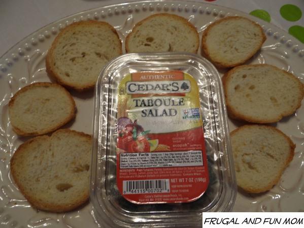 Cedars Food Taboule