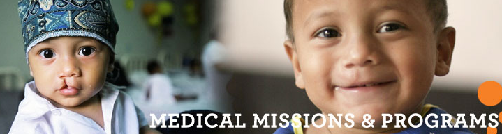 Operation Smile Making a Difference in children's lives