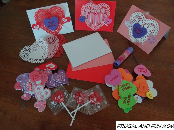 Valentines from Oriental Trading