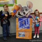 Chuck E. Cheese #RipItSipItWinIt Game, Every Cup Wins! Enter for a Guest Pass Giveaway!