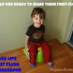Taking My 3rd Potty Training Adventure as a Pull-Ups First Flush Ambassador!