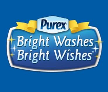 Purex Bright Washes Bright Wishes Campaign