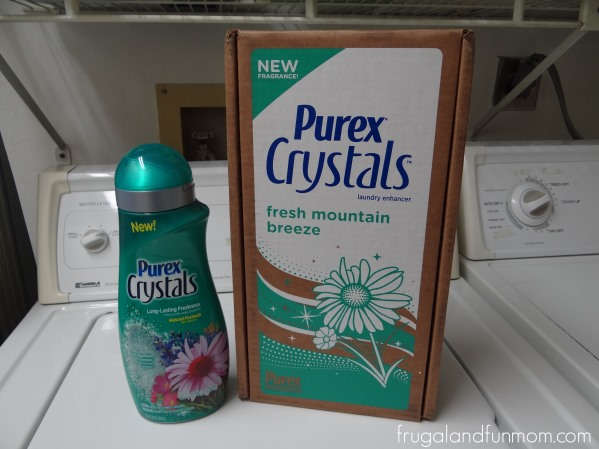 Purex Crystals Fresh Mountain Breeze