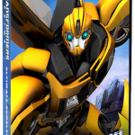 Transformers Prime: Ultimate Bumblebee on DVD 2/25! It has Humor, Drama, and Action!