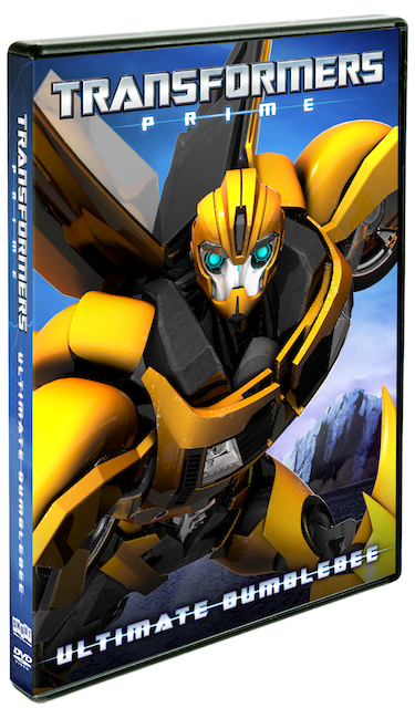 Transformers Prime Ultimate Bumblebee