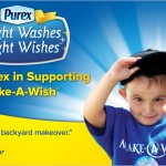 Purex and Make-A-Wish Team Up To Benefit Children! Enter For A Chance To Win FREE Detergent!