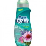 Purex Crystals Fresh Mountain Breeze Review and Giveaway! A Laundry Enhancer With a Great Scent!