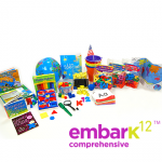 Preparing Your Preschooler for Kindergarten?  Visit EmbarK12 for a Road Map and Sample Activity!