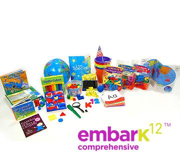Preparing Your Preschooler for Kindergarten?  Visit EmbarK12 for a Road Map and Sample Activity!
