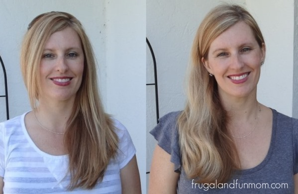 Before and After Whitening Colgate Optic White Review of Colgate Optic White