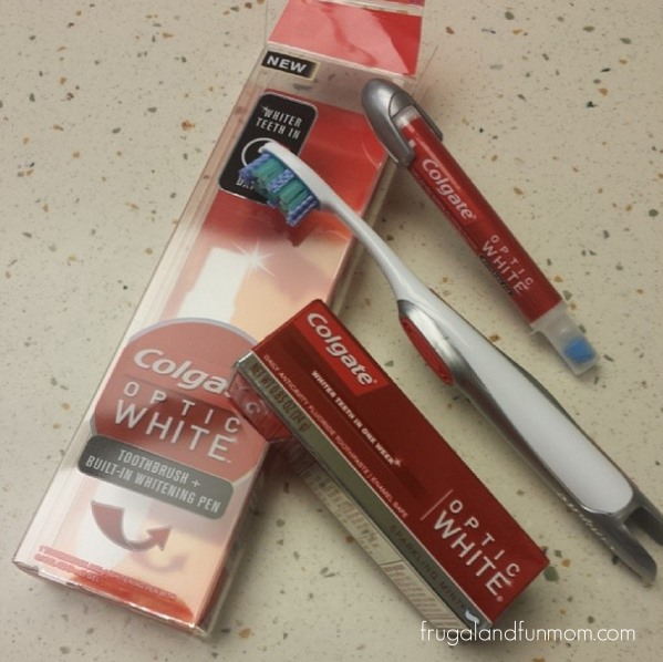 Review of Colgate Optic White