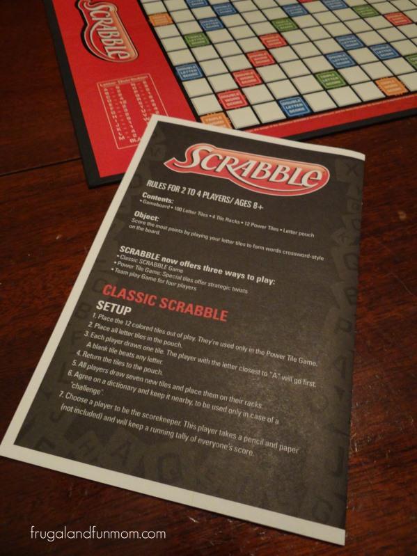 Scrabble Game Night