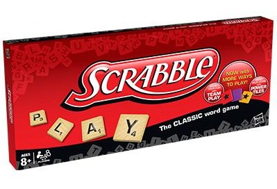 Scrabble Game Picture