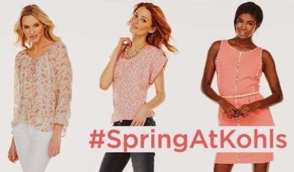 Learning About PINK Trends at the Kohl's Spring Fashion Hangout! #SpringAtKohls
