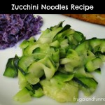 Zucchini Noodles Recipe! A Flavorful Dish That My Kids Will Eat!