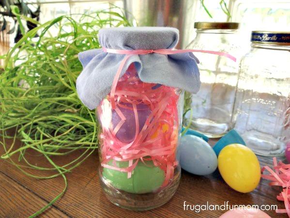 EASY Easter DIY With A Mason Jar