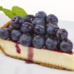 EASY Blueberry Cheesecake Recipe! Check Out This Dessert Made With Fresh From Florida Fruit!