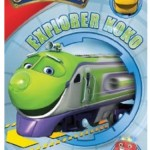 Chuggington: Explorer Koko is Now Out On DVD {Plus Giveaway}! Honk Your Horns, Choo Choo!
