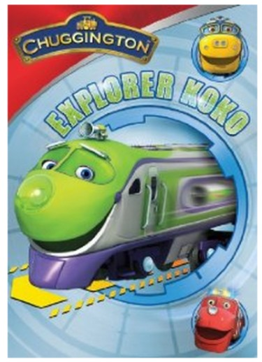 Chuggington Explorer Koko