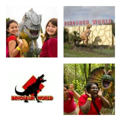 Dinosaur World Central Florida