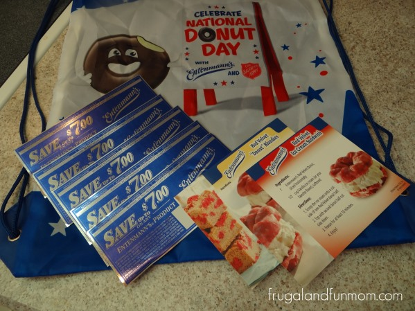 Entenmanns Donuts Prize Pack