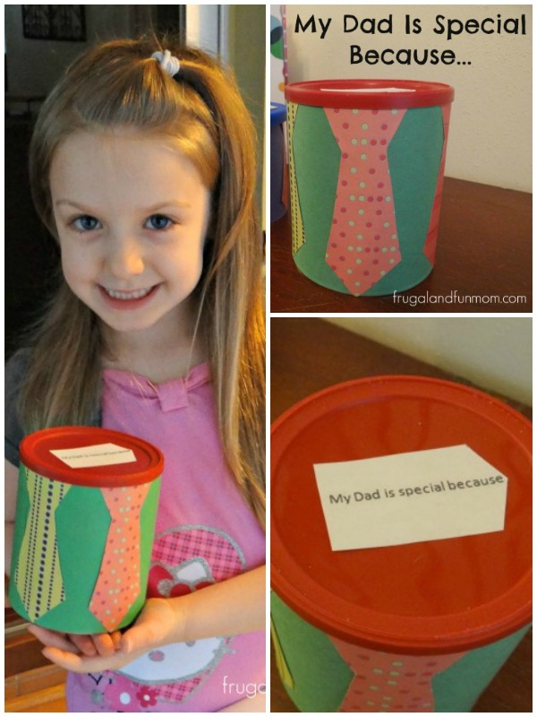 Father's Day Gift Idea Homemade