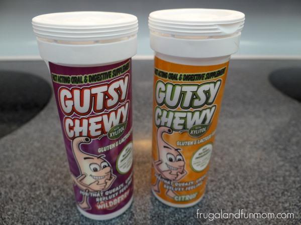 Gutsy Chews Packaging