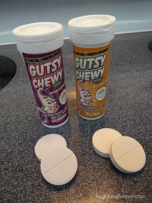 Gutsy Chews Upclose