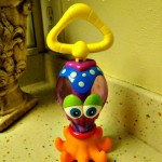 Fun Playtime With the Nuby Squid Squirter! Plus, Bath Time Prize Pack Giveaway!