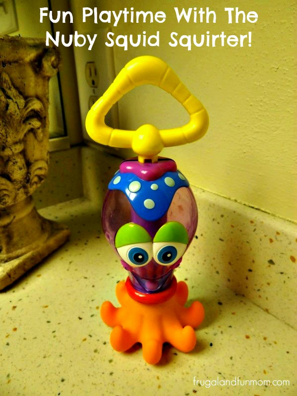 Nuby Squid Squirter Picture