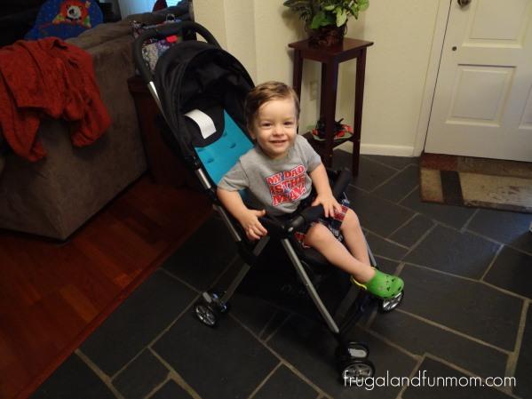 Urbini Hummingbird Stroller Assembled