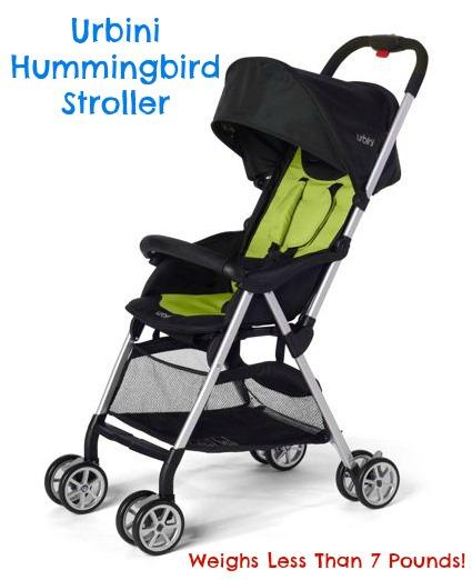 Walmart.com Picture of the Urbini Stroller