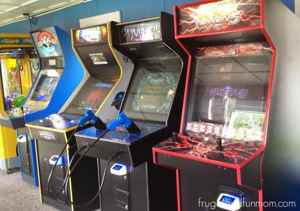 Arcade at Westgate Lakes Resort and Spa