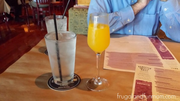Brunch at Bonefish Grill 3